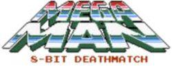 mega man 8 bit deathmatch logo
