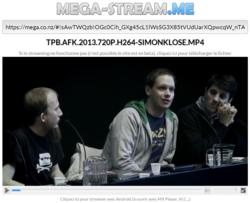 Mega-Stream.me