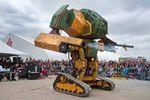 Combat de robots géants : MegaBots défie Kurutas