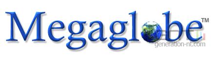 Megaglobe moteur logo png