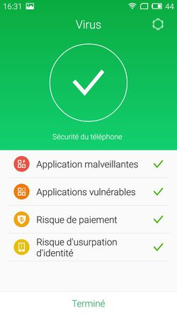 Meizu MX5 centre securite 02