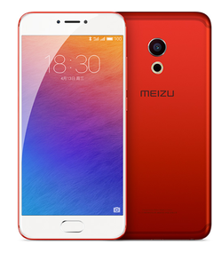 Meizu Pro 6 rouge