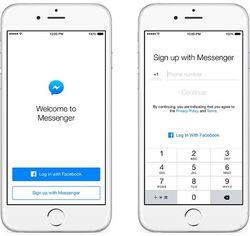 Messenger-connexion