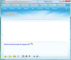 Messenger Plus Live