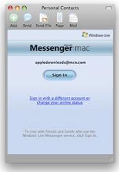 Messenger_pour_Mac