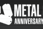 Metal Gear 20th Anniversary - Logo