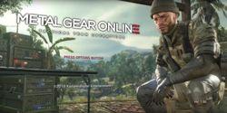 Metal Gear Online - 1