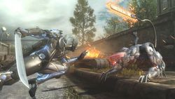 Metal Gear Rising : Revengeance - 3