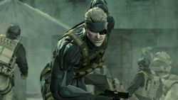 Metal gear solid 4 guns of the patriots 5