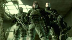 Metal gear solid 4 guns of the patriots image 10