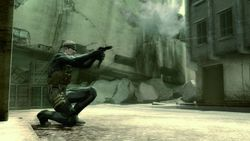 Metal gear solid 4 guns of the patriots image 14