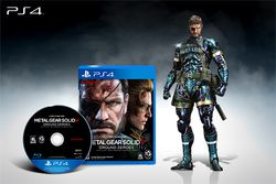 Metal Gear Solid 5 Ground Zeroes - Konami Style Special Edition - 1