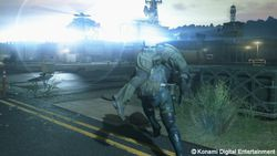 Metal Gear Solid 5 Ground Zeroes - PS4 - 17