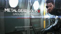 Metal Gear Solid 5 Ground Zeroes - PS4 - 5