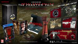Metal Gear Solid 5 The Phantom Pain - collector