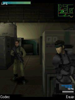 Metal Gear Solid Mobile 03