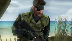 Metal Gear Solid : Peace Walker - 16