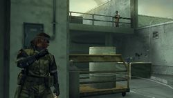 Metal Gear Solid : Peace Walker - 24