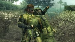 Metal Gear Solid : Peace Walker - 29