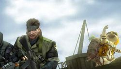 Metal Gear Solid : Peace Walker - 3