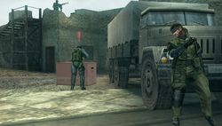 Metal Gear Solid : Peace Walker - 6