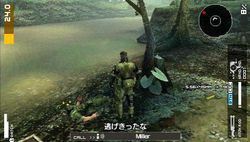 Metal Gear Solid Peace Walker - Image 18