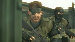Metal Gear Solid Peace Walker - Image 1