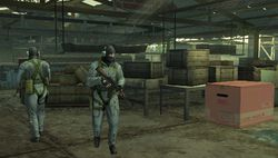 Metal Gear Solid Peace Walker - Image 3