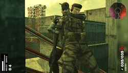 Metal gear solid portable ops 1