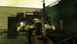 Metal gear solid portable ops 5