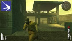 Metal gear solid portable ops 8