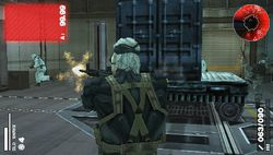 Metal Gear Solid Portable Ops +   Image 4