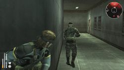 Metal Gear Solid Portable Ops +   Image 5