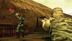 Metal gear solid portable ops plus 5