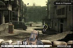 Metal Gear Solid Touch   1