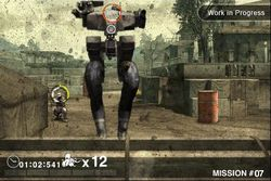 Metal Gear Solid Touch   2