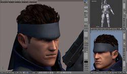 Metal Gear Solid Unreal Engine 4 - 5