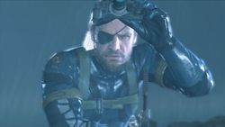 Metal Gear Solid V Ground Zeroes - 1