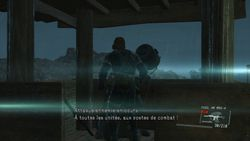 Metal Gear Solid V Ground Zeroes - 5