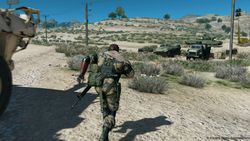 Metal Gear Solid V : The Phantom Pain - 1