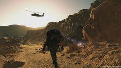 Metal Gear Solid V : The Phantom Pain - 9