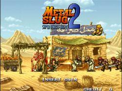 Metal Slug 2   1
