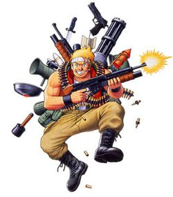 Metal Slug   artwork