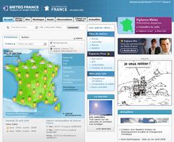 Meteo France_Site