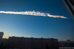 meteorite russie