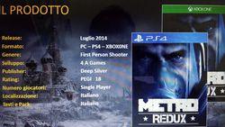 Metro Redux - 1