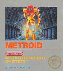 Metroid   Pochette