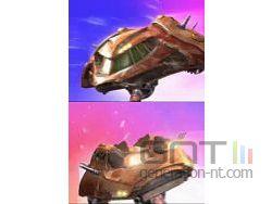 Metroid Prime Hunters cinématique