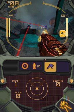 Metroid prime hunters image 1