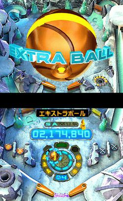 Metroid prime pinball ds 1